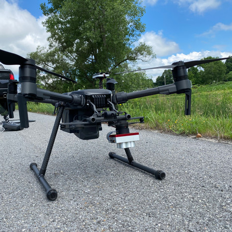 Multispectral Mapping for Deveron UAS
