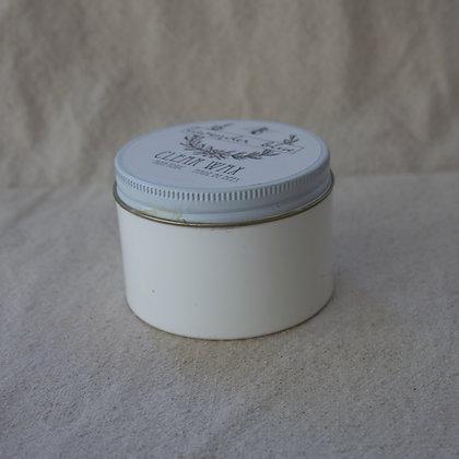 Clear Bees Wax 200g jar
