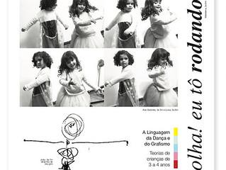 Dança e grafismo das crianças de 3 a 4 anos: novo livro da Carambola!