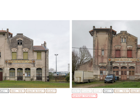 Rail et gares abandonnées