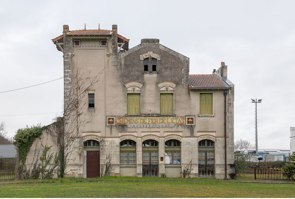 gare de Le Douhet-écoyeux