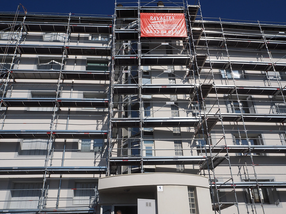 réhabilitation rue Mouillard