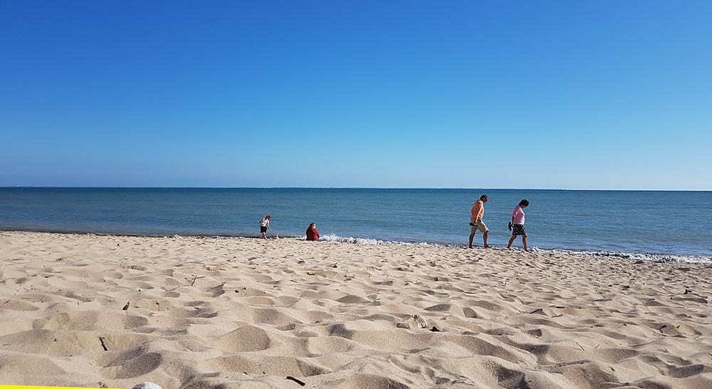 plage de la basse benaie