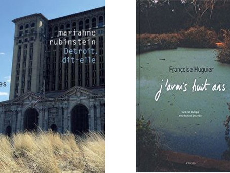 Deux livres qui mêlent grande histoire et histoire personnelle