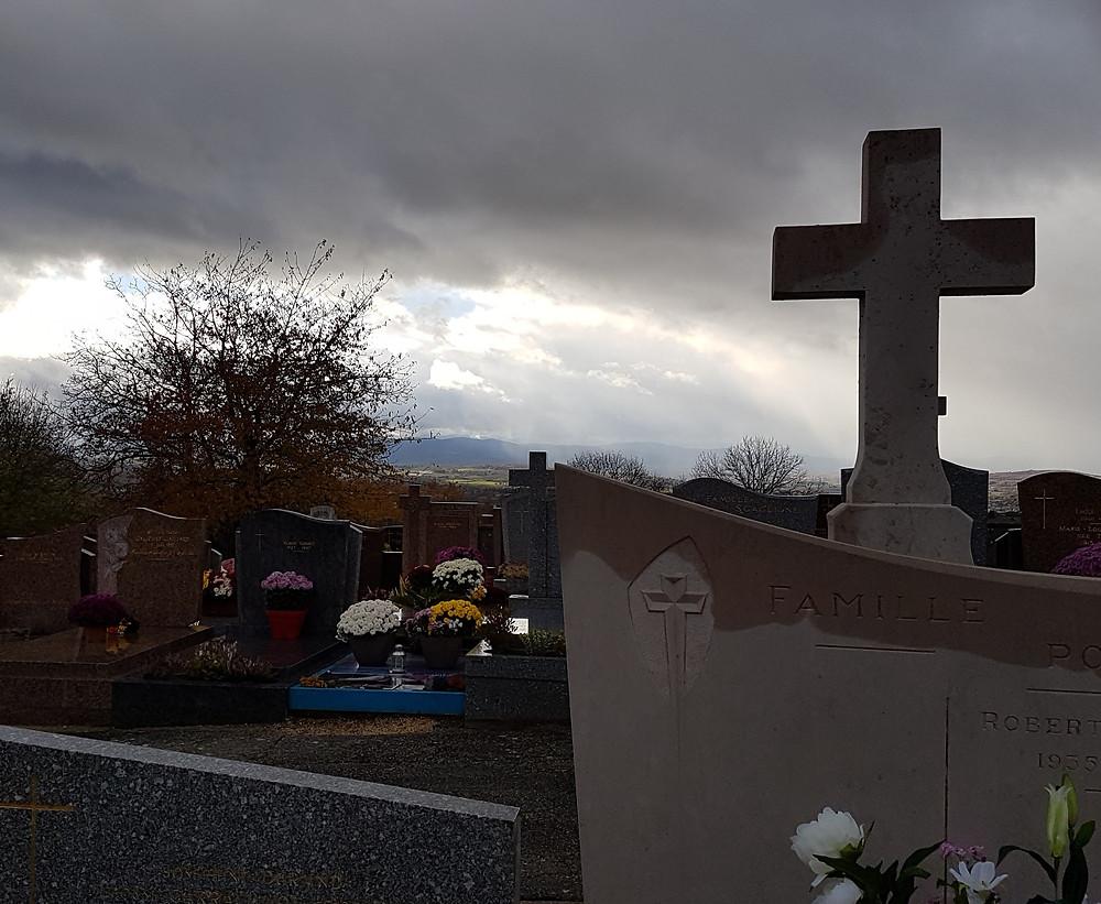 cimetière Limonest