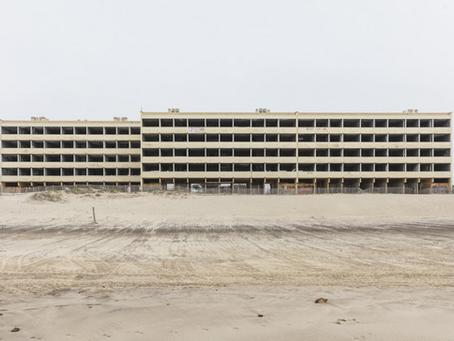 Le signal de Soulac-sur-Mer, une photo pudique pour un drame