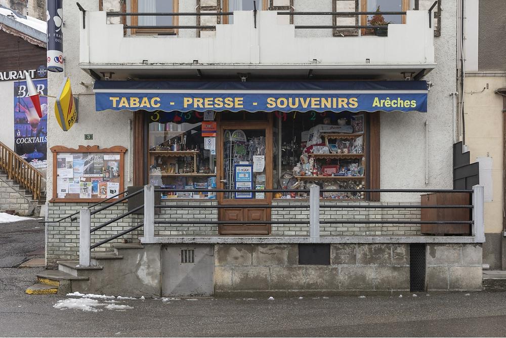 Tabac-presse d'Arêches