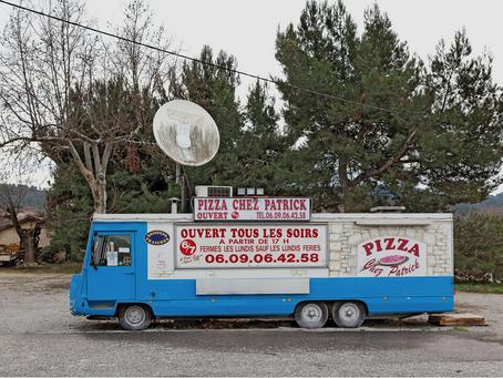 La pizza au camion, nouvel art de vivre (l'atlas des régions naturelles)