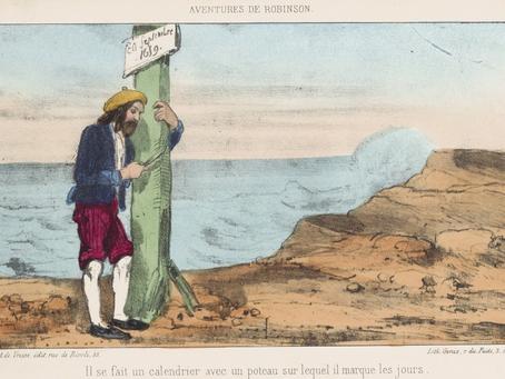 De Robinson Crusoë à Koh-Lanta, robinsonnades en tous genres