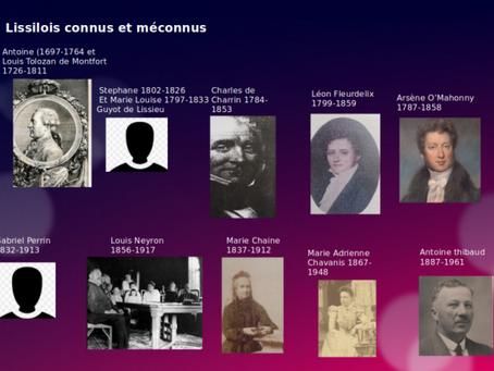 Lissilois connus et méconnus