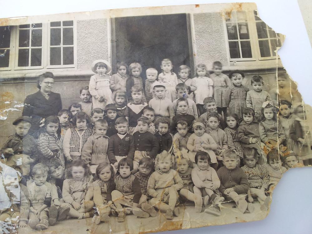 école d'autrefois