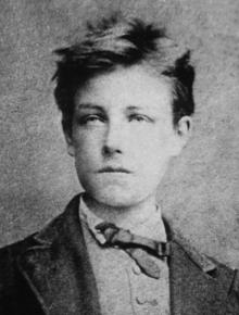 Mes balades avec Baudelaire et Rimbaud