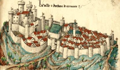 château de Cervières