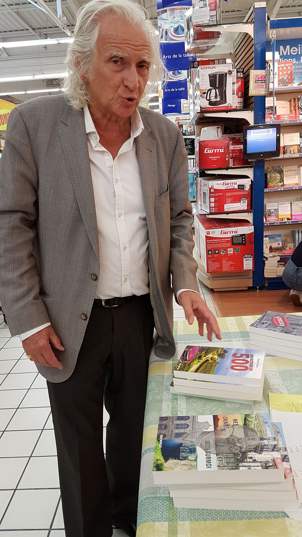 Maître Alain Chevalier