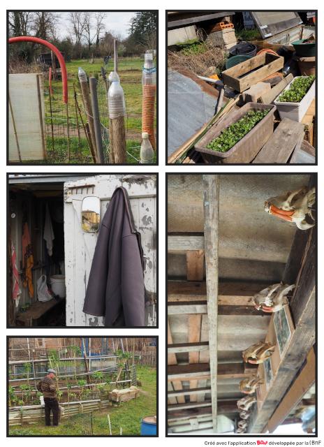 jardin collectif de Chazay d'Azergues