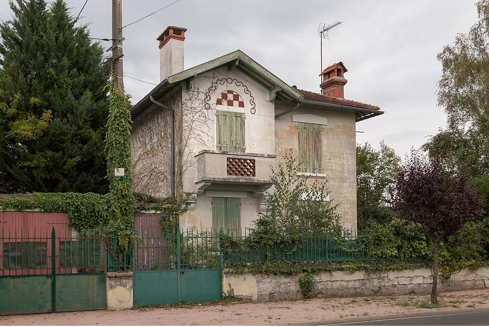 Puy-Guillaume, pavillon, livradois