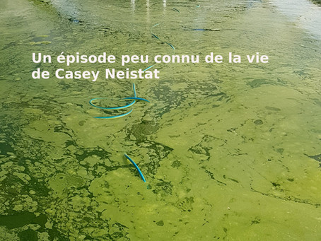 Un épisode peu connu de la vie de Casey Neistat