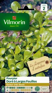 paquet de graines de pourpier Vilmorin