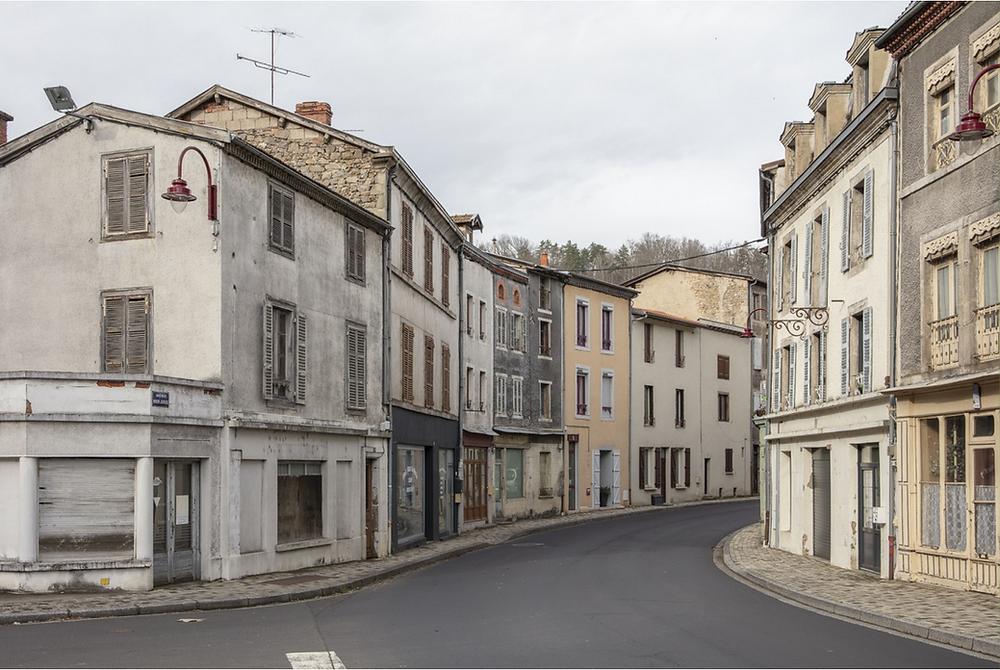 ARN, Olliergues, rue principale