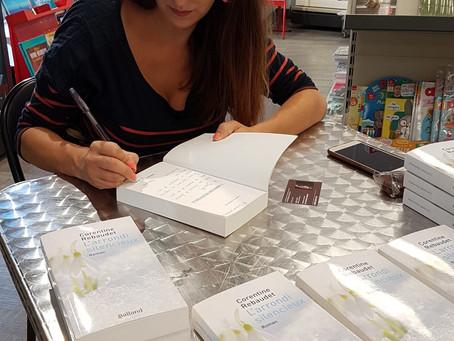 Corentine Rebaudet, une auteure lissiloise signe son premier roman