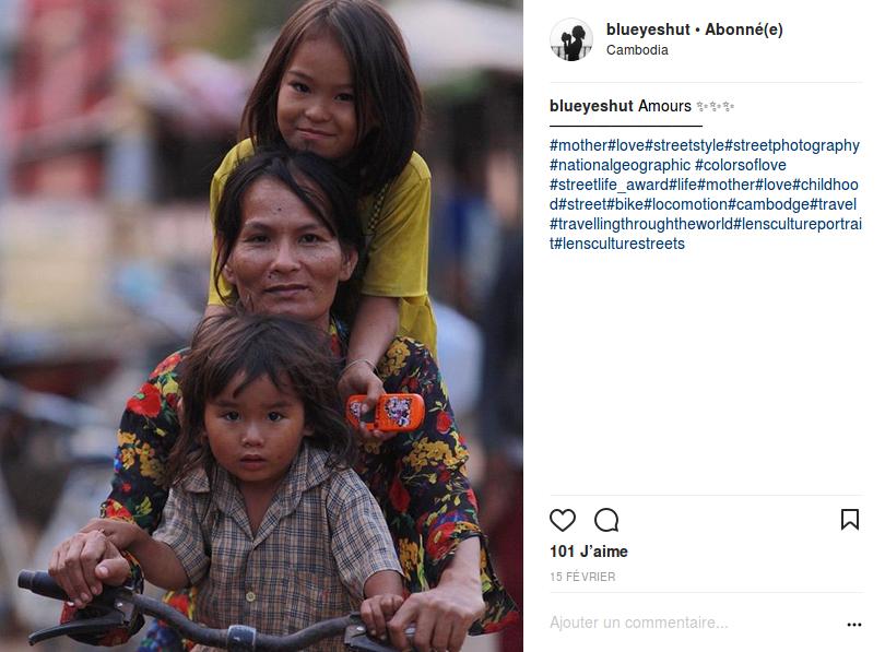 Estée Bgd mission les yeux du monde au cambodge