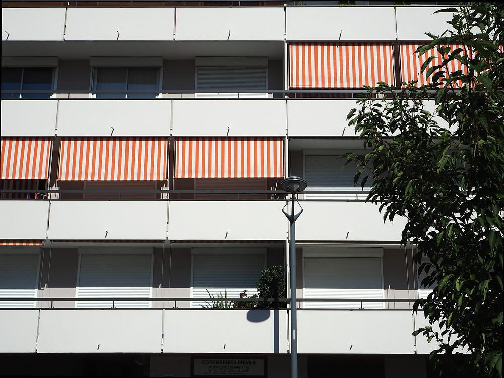 La Duchère Balmont façade