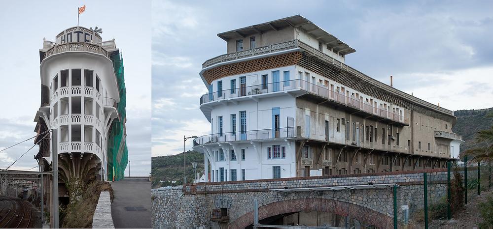 Port-Vendres, hotellerie, Rooussillon
