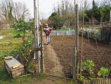 La patience du jardinier