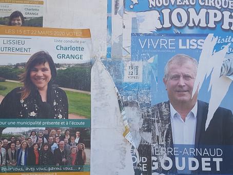 Lissieu a un nouveau maire, et c'est une femme !