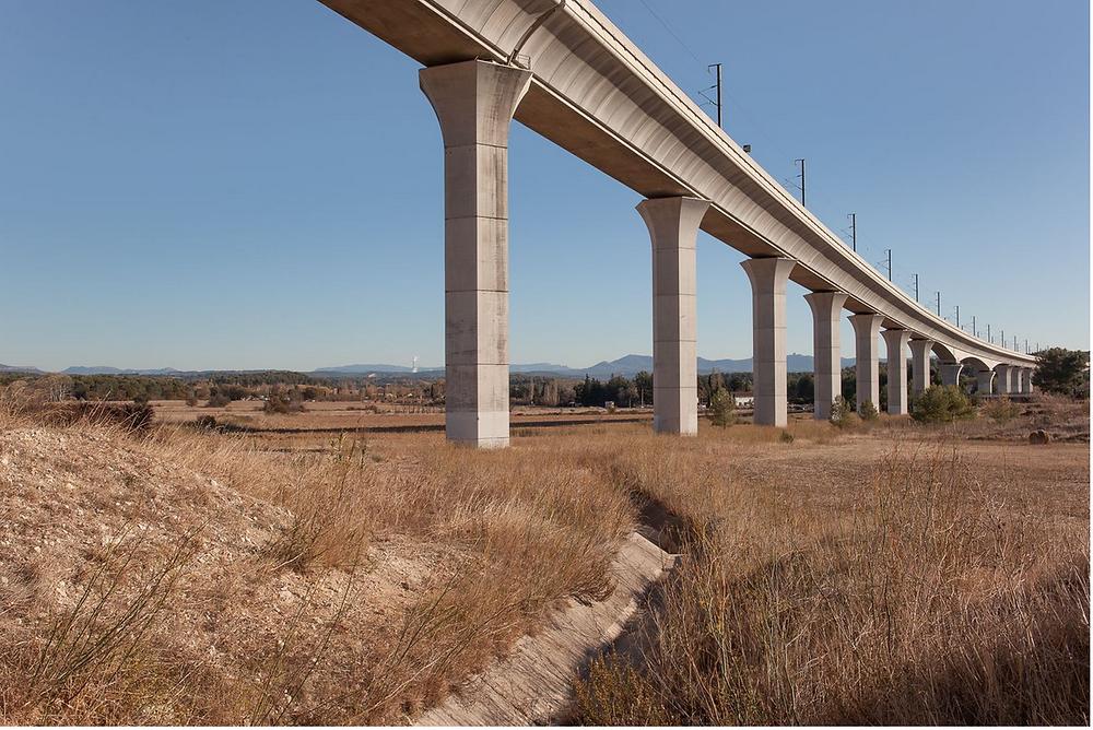Arn, marseillais, non localisé, béton, rail, plaine, ponts et chaussées