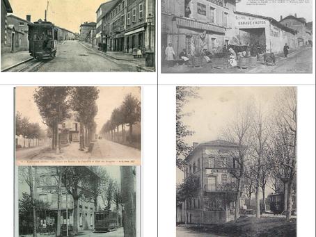 Ligne 21des TCL, l'histoire s'est arrêtée à Limonest il y a 100 ans.