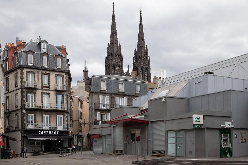 clermont-Ferrand, ARN, grande et petite limagne
