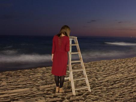 Amélie Viale, une plasticienne qui monte