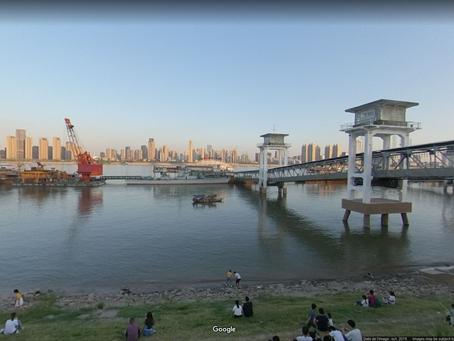 """Aller à Wuhan ou lire """"Terres chinoises"""" de Marlène Leroux"""