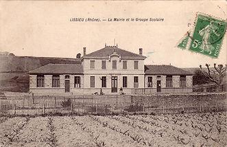 mairie de Lissieu