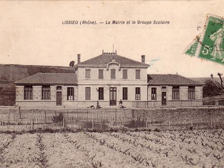 Les maires de Lissieu de la Révolution à 1940