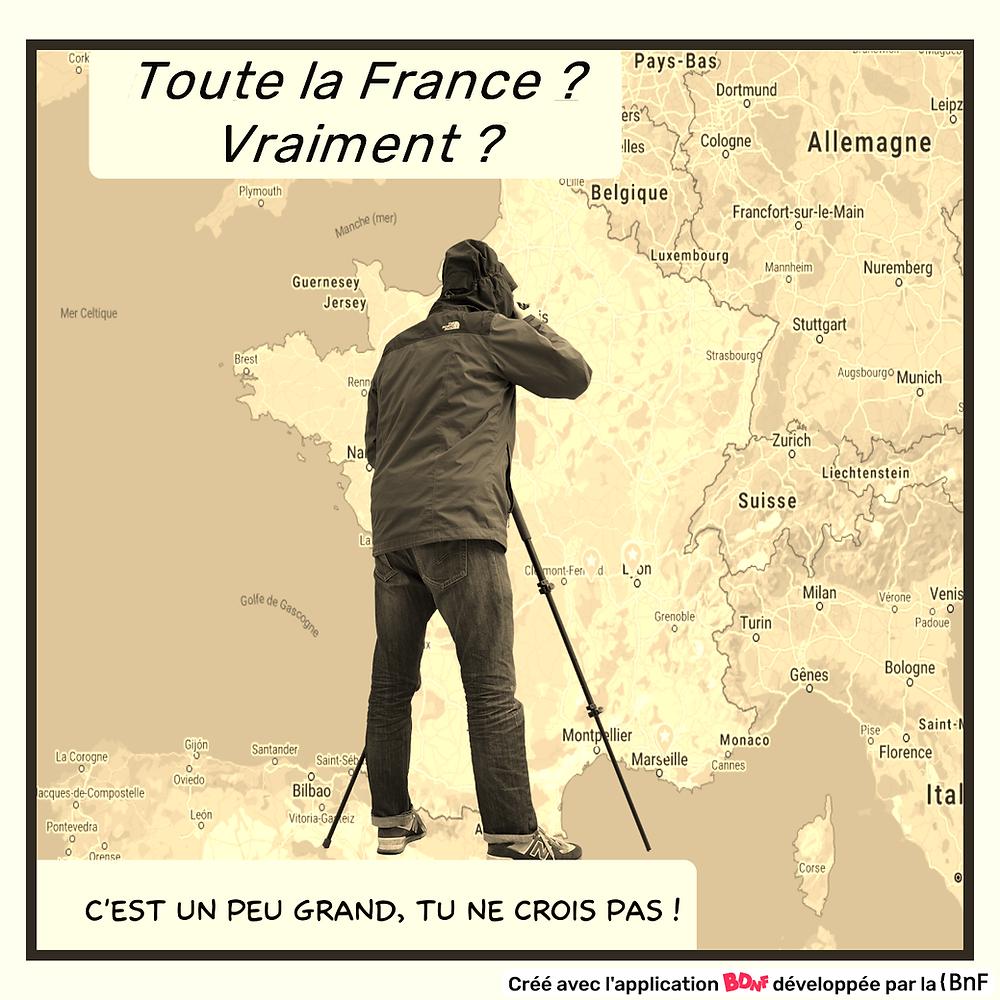photographier la France, arn