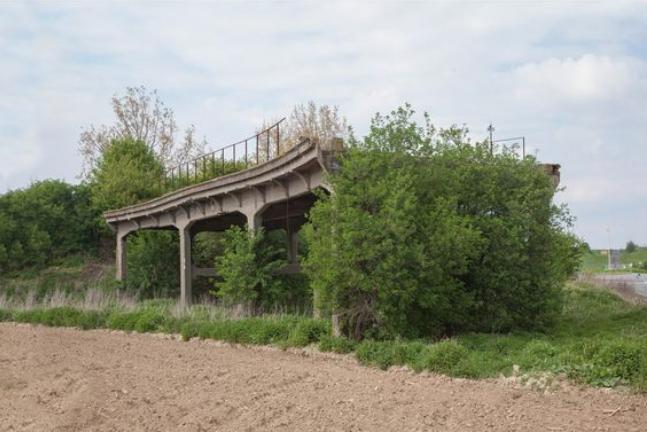 pont entre Senlis et ...