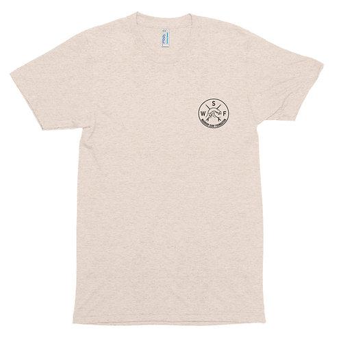Unisex Tri-Blend Track Shirt copy