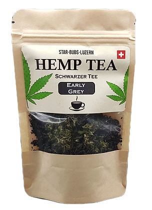 Hemp Tea Early Grey