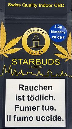 Blueberry 22% CBD