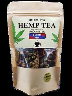 Hemp Tea Berry Mix