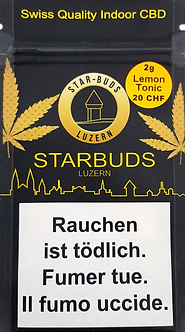 Lemon Tonic 18% CBD