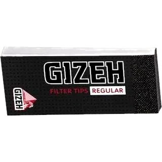 Gizeh Filter Tips Regular