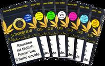 Star-Buds-Luzern Beutel