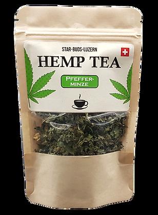 Hemp Tea Pfefferminze