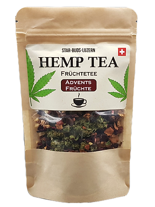 Hemp Tea Adventsfrüchte