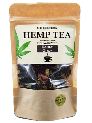 Hemp Tea Early Grey