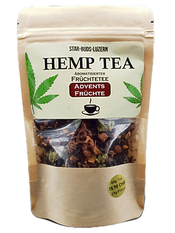Hemp Tea Adventsfrüchte