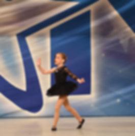 Dance Competition - KAR Dance. Ballet Solo.